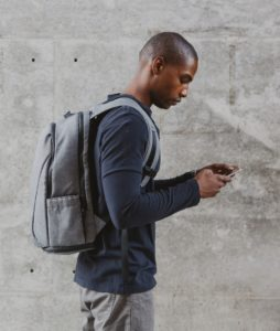 ARES Backpack Gray