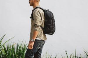 ARES Backpack (Black)
