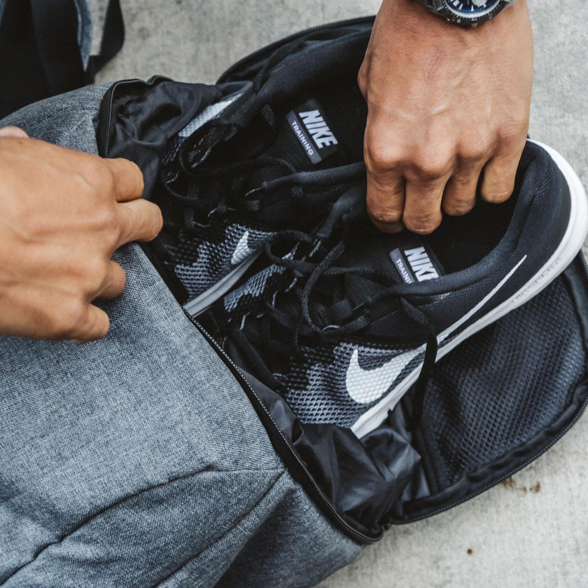 Shoe Backpack